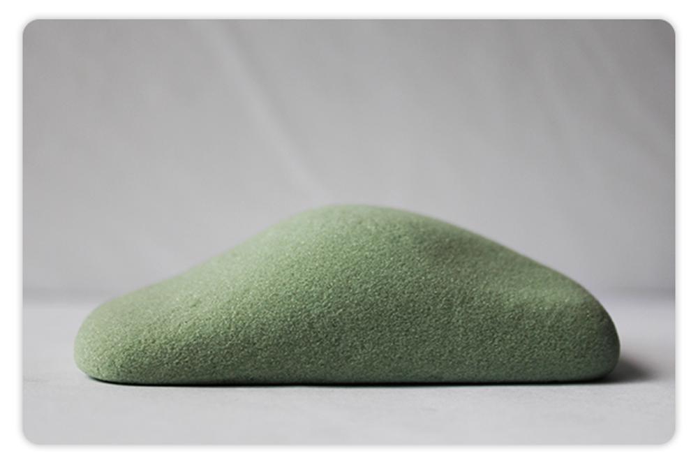 selected foam model side
