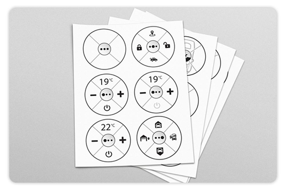 paper prototype interface